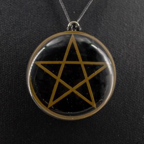 pentagram orgonit