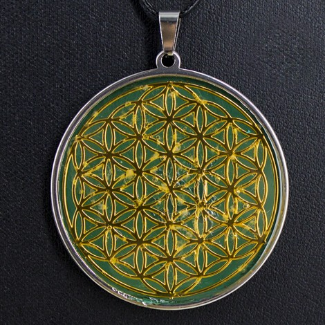 Sacred geometry Necklaces